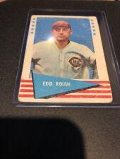 1961 Fleer #72 Edd Roush HOF Reds Baseball