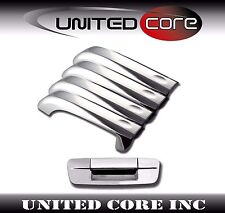Dodge Ram Chrome Door Handle Cover Chrome Tailgate 09-16