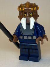 LEGO STAR WARS ADMIRAL TRENCH CUSTOM JEDI TEMPLE GUARD 100% NEW LEGO 7TH SISTER