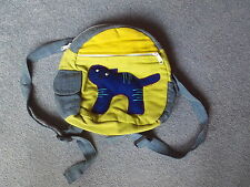 Child / toddlers backpack / haversack - Mahaguthi label - blue cat design