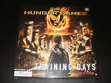 THE HUNGER GAME TRAINING DAYS GAME NECA 2012 FACTORY SEALED
