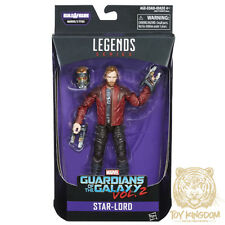 "STARLORD - Marvel Legends 6"" Guardians of the Galaxy Vol. 2 Figure BAF TITUS NEW"