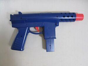 RARE Vintage Processed Plastic Co Noisemaker Clicker Gun Submachine Gun SMG