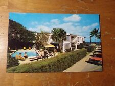 Vintage Postcard This Is The Chesterfield, Fort Lauderdale, Florida