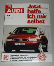 Reparaturanleitung Audi A4 B5 Benziner ab Baujahr 1994