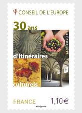 Frankrijk / France - Postfris/MNH - 30 years Council of Europe 2017