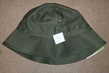 AUSTRALIAN ARMY GIGGLE BUSH HAT  DARK GREEN  ADULTS - SIZES S to XL