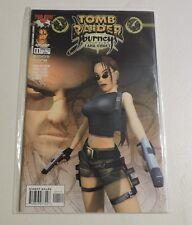 Tomb Raider Journey's Starring Lara Croft Comic New/Sealed