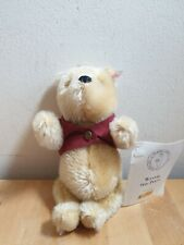 Steiff 2001 classic Winnie The Pooh Bear teddy No 01195 button in ear