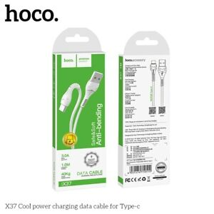 Heavyduty Type-C USB Charger Charging Lead Data Sync Phone Cable, Fast Charge 3A