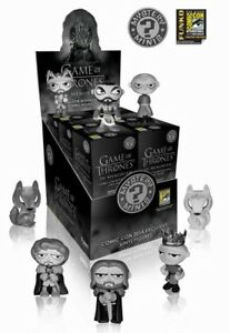 SDCC 2014 Funko Game Of Thrones Mystery Minis Sealed Blind Box New