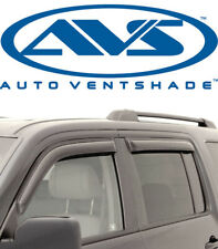 Fits Pathfinder Auto Ventshade 194512 Ventvisor In-Channel Deflector 4 pc