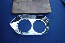 1960 Ford pick-up truck chrome headlight bezel, NOS! (read ad) F100, F250