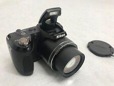 "Nikon COOLPIX L310 14,1 MP Megapixel Digitalkamera - schwarz / 3""-Display / Zoom"