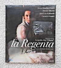 LA REGENTA: SERIE RTVE, 1994. COMPLETA, 2 DVDs, +300 mts, Z0! NUEVA Y SELLADA!