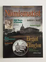 the NUMISMATIST Magazine for Coin Medal Token Paper Money Collectors Feb 2009
