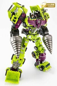 Transformation Jinbao Oversized Devastator Gravity Builder UPGRADE KIT NEW OFFER