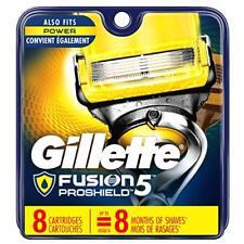 Gillette Fusion ProShield Men's Razor Blade Refills, 8 Count, Mens Razors
