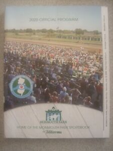 Horse Racing 2020 Monmouth Park Haskell Stakes Program Authentic Wins NY Traffic