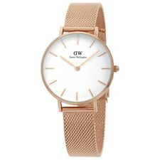 97dc171b7d48c DANIEL WELLINGTON DW00100163 MELROSE 32MM BLACK DIAL WATCH- 2 YEARS WARRANTY
