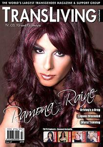 TRANSLIVING 47 Magazine Transgender, Non-Binary, X-Dress, Transvestite Lifestyle