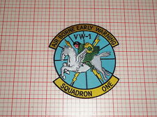 USN Air Bourne Early Wanring Squadron One VW-1 Patch (T2-36)