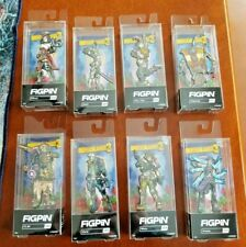 Borderlands 3 Figpin Complete Set of 8 Factory Sealed