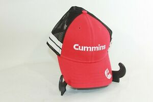 Dodge Ram Cummings Diesel Baseball Cap Vintage Look Mesh Red & Black Officially