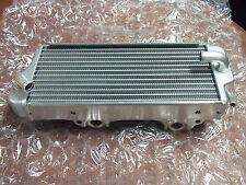 RADIATOR, RAD, LEFT HAND, NEW OEM, '05 SUZUKI RM-Z450 MOTOCROSS, RETAIL $438.26
