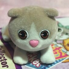 Kitty In My Pocket Tan Mandy Scottish Fold Cat Series 4 Blind Bag Figure