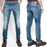 Pepe Herren Jeans Hose | Slim Tapered Fit | James Chino RA4 | W30 L34