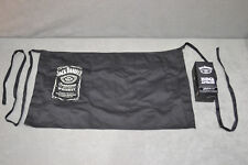 Jack Daniel's Old No.7 Brand Sour Mash Whiskey BBQ Black Apron Barbecue New 2018