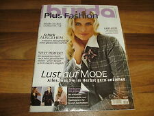 BURDA PLUS FASHION -- LADY-LOOK: SCHICK AUSGEHEN in 44-54 / Exklusive Abendmode
