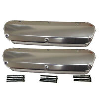 SBF Ford 5.0L Mustang Fabricated Aluminum Valve Covers 289 302 351W