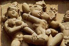 572010khajuraho celebrando las alegrías de Life India A4 Foto Impresión