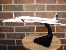 British Airways Concorde BA Model Airplane Memorabilia Travel Agent NEW Gear Up