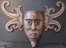 Enorme Masque DAYAK de BORNEO