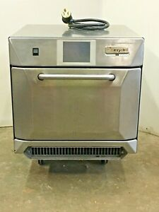 Merrychef E4S Eikon Impingement Merry Chef Speed Oven Quiet Operation WE SHIP