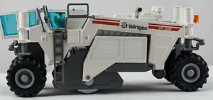 Wrtgen WR 2500 Recycler and Soil Stabilizer NZG Art 446 1:50 Made in Germany MIB