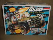 Vintage SEALED 1993 Hasbro GI Joe Hall Of Fame Rhino GPV Jeep MISB MIB