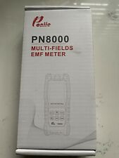 Poniie Rechargeable Rf Digital Multi Fields Emf Meter Electric Magnetic Rad