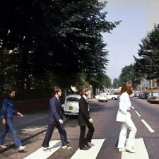 BEATLES Fantasy Rare Alternate Abbey Road Cover LP Vinyl Album McCartney 1969