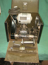 DUMORE No.7 (THE GIANT) TOOL POST GRINDER 3/4HP  115 VOLT WITH CASE AND EXTRAS