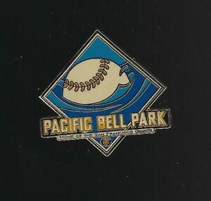 2000 San Francisco Giants Pacific Bell Park Lapel-Hat Pin