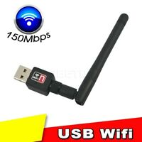MT7601 150M 2.0 USB Wireless WIFI Network Card Ralink MT7601 rotatable Antenna