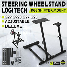 Steering Wheel Stand with RGS shifter Stand GT G29 Wheel-mounted G27 and G25