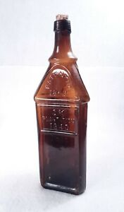 """TBR) OK 1840 PLANTATION Bitters - from my """"Wounded Still Wonderful"""" Collection"""