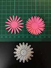 "D058 1.85"" Flower Cutting Die for Sizzix Spellbinders Etc. Machine"