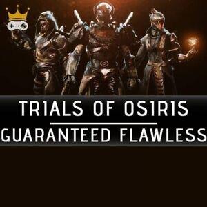 Trials Of Osiris Flawless Passage XBOX/PS4