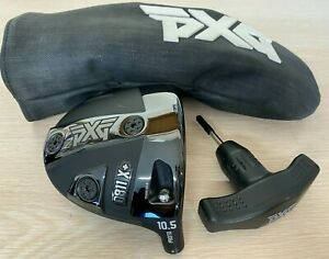 Mint PXG PROTO 0811X+ 10.5* Driver Head Only w/ Headcover & Tool Fits PXG Shafts